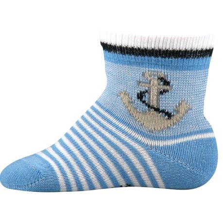 2f409f792a3 Kojenecké ponožky Lili vel. 18 - 20 - Kotva