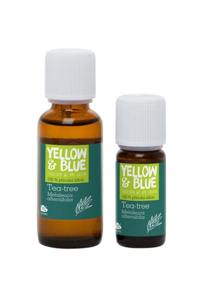 Silice Tea Tree Tierra Verde 30 ml