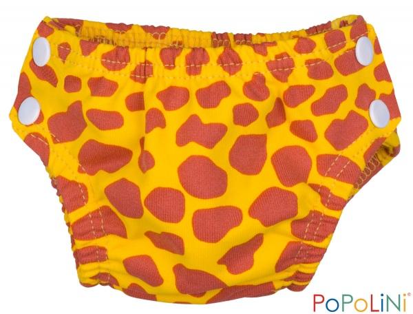 a47bfa95067 Plenkové kojenecké plavky Popolini vel. L - žirafka