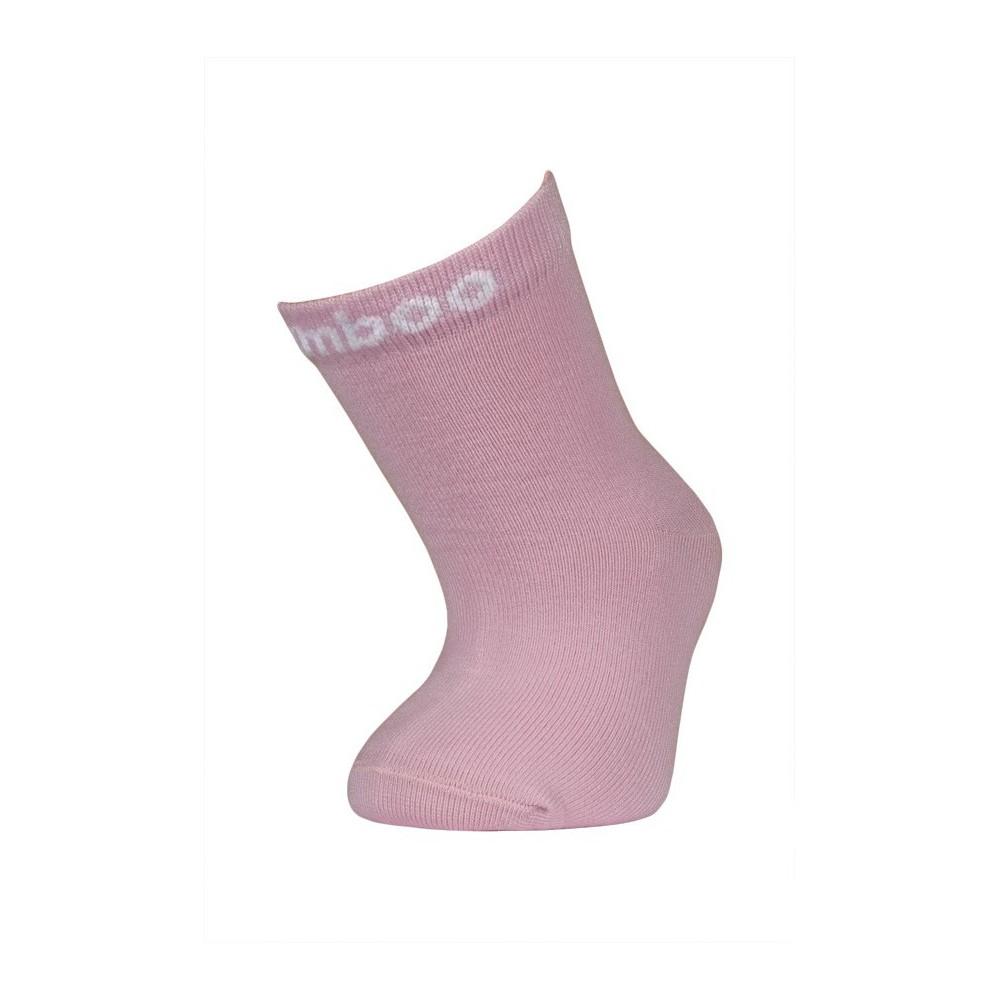 de3200171dd Bambusové ponožky vel. 19 - 22 - světle růžové empty