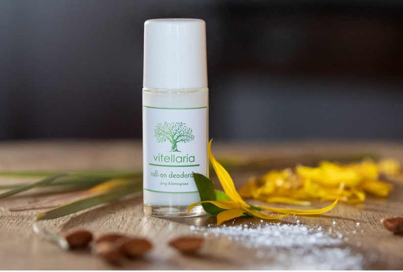 Roll-on deodorant - Ylang & Lemongrass 50 ml